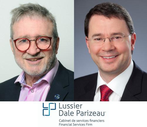 André Lussier, Michel Laurin (Groupe CNW/Lussier Dale Parizeau Inc.)