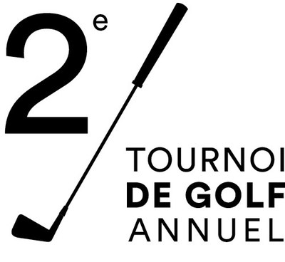 Logo : Tournoi de Golf Annuel (Groupe CNW/Institut de tourisme et d'hôtellerie du Québec)