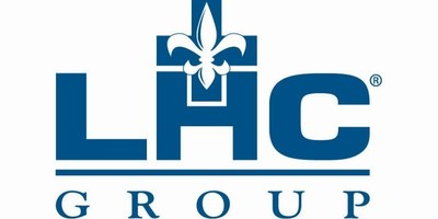LHC Group Logo (PRNewsfoto/LHC Group, Inc.)