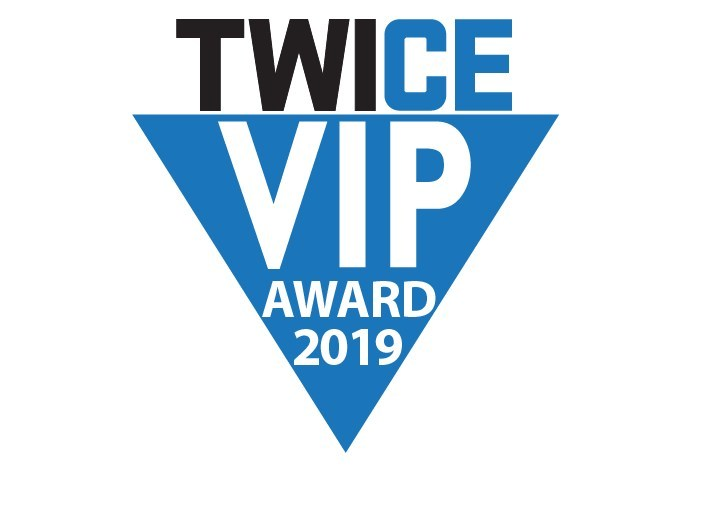 "The Epson Moverio BT-30C smart glasses have been named the top ""Augmented Reality Headset"" in the annual 2019 TWICE VIP Awards."