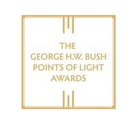 The George H.W. Bush Points of Light Awards