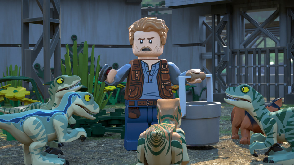 """LEGO® JURASSIC WORLD: LEGEND OF ISLA NUBLAR,""  BRAND-NEW ANIMATED MINI-SERIES, SET TO PREMIERE  SATURDAY, SEPT. 14, AT 11:30 A.M. (ET/PT) ON NICKELODEON"