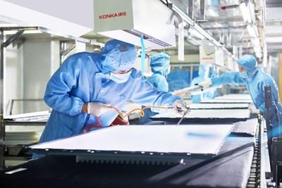 KONKA Production Line