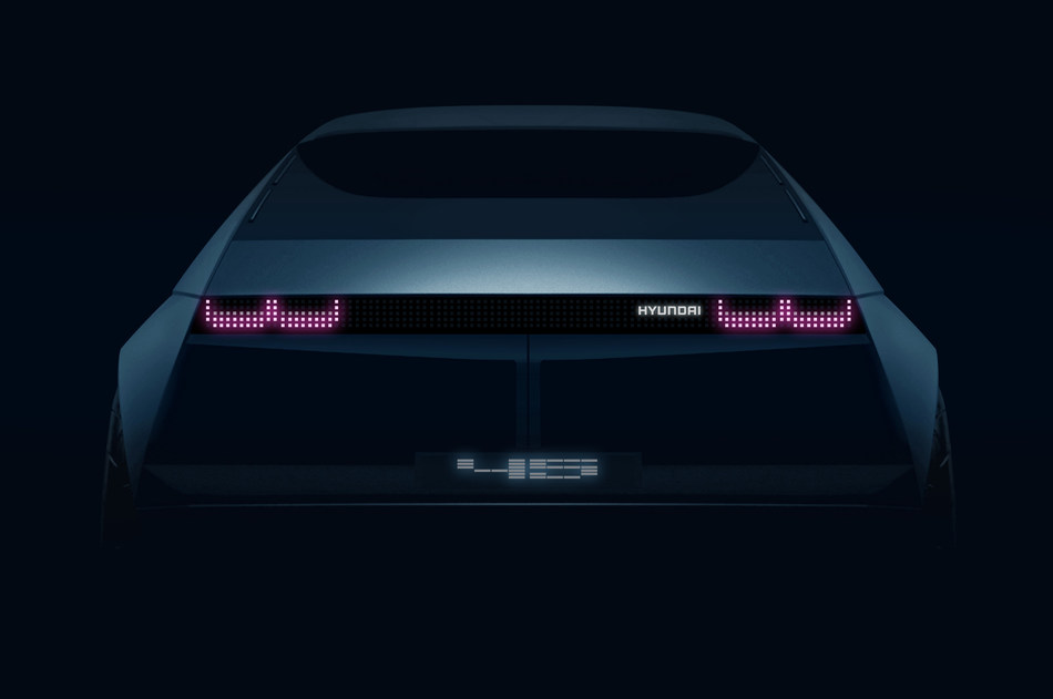 "Hyundai Motor to Showcase New EV Concept ""45"" at Frankfurt Motor Show"