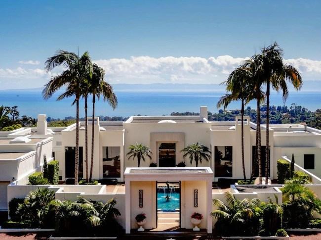 Montecito, California Home Designed by James Morris, AIA
