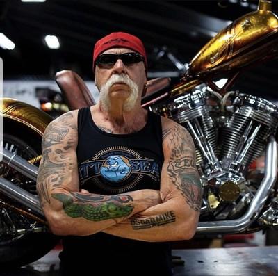 Orange County Choppers Men Cap Motorcycle Logo Trucker