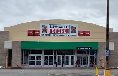 Adaptive Reuse: Price Welcomes U-Haul Facility at Old Kmart Site