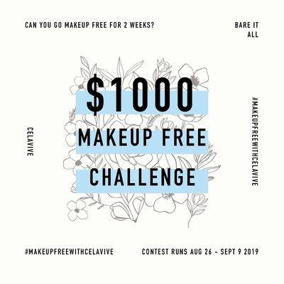 How Comfortable Are You Baring It All? You Could Win $1K For Going Makeup Free For 2 Weeks