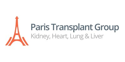 Paris Transplant Group Kidney, Heart and Lung Logo (PRNewsfoto/Paris Transplant Group)
