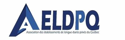 Logo : Association des établissements de longue durée privés du Québec (Groupe CNW/Association des Établissements de Longue Durée Privés du Québec)