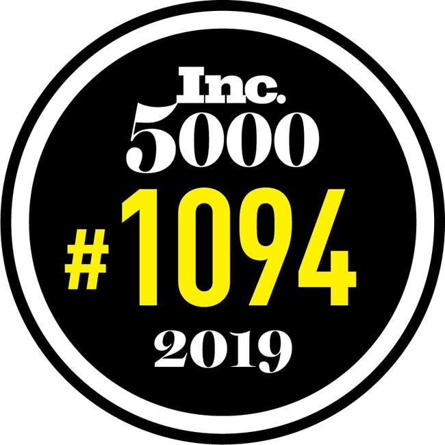 Zquared Llc Announces Recognition In Inc Magazine S Annual List Of America S Fastest Growing Private Companies The Inc 5000