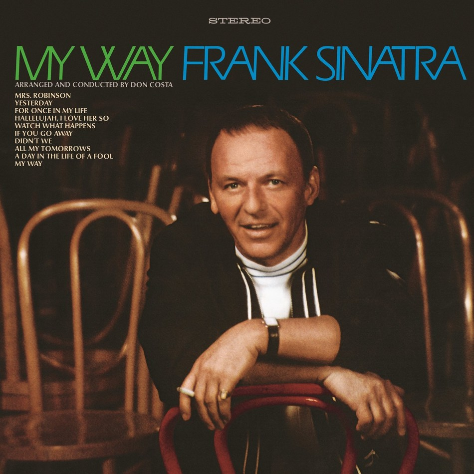 On October 11, Capitol/UMe and Frank Sinatra Enterprises will release a 50th anniversary edition of Frank Sinatra's classic album 'My Way' and 'Sinatra Sings Alan & Marilyn Bergman,' a compilation of songs written by Alan and Marilyn Bergman.