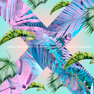 """Interscope/UMe is celebrating the 20th anniversary of Smash Mouth's massive hit, """"All Star,"""" with today's release of a new remix by acclaimed electronic duo Breathe Carolina. """"All Star (Breathe Carolina Remix)"""" is available now on all digital services."""