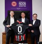 Nexen Tire extends sponsorship with Eintracht Frankfurt to 2021/2022 season