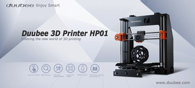 Duubee 3D printers launched in the USA