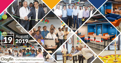 Inaugural event of Clayfin Technologies on 19th August 2019