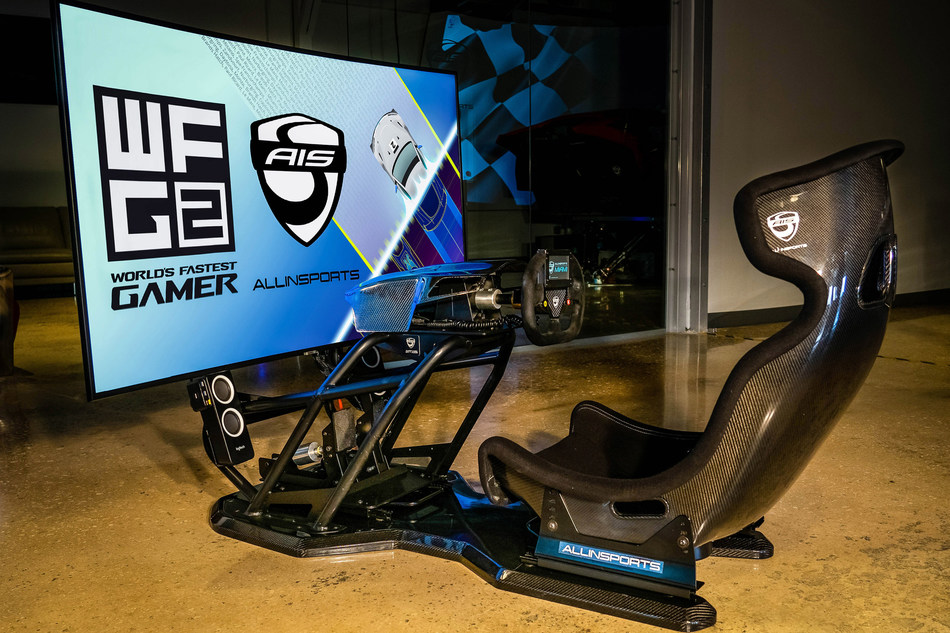 Allinsports simulators provide teams with the opportunity to develop their cars and drivers at a fraction of the cost and risk involved in real-world testing.
