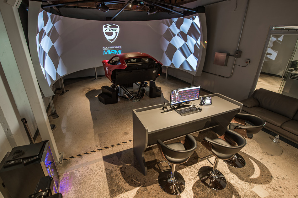 "Allinsports not only manufacture high-end racing simulator systems used by leading race teams across the globe, but also produce the eRacer esports simulator rigs that will be used in Millennial Esports' upcoming ""World's Fastest Gamer"" competition"