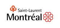 Logo : Arrondissement de Saint-Laurent (Groupe CNW/Ville de Montréal - Arrondissement de Saint-Laurent)
