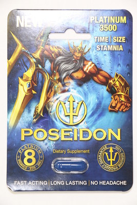 Poseidon Platinum 3500 (Groupe CNW/Santé Canada)