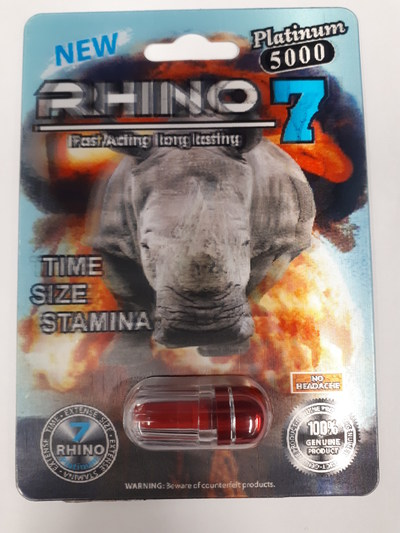Rhino 7 Platinum 5000 (Groupe CNW/Santé Canada)