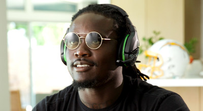 Turtle Beach partners with LA Charger Melvin Ingram to showcase how his video gaming skills rival his on-field pass-rushing skills