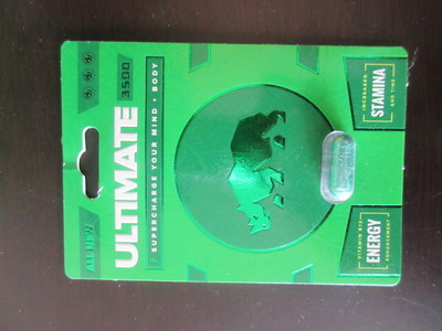 Rhino Ultimate 3500 (Groupe CNW/Santé Canada)