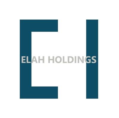 Elah Holdings, Inc. Logo