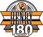 """Henry Repeating Arms Announces """"The Henry 180"""" NASCAR Xfinity Race at Road America"""