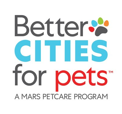 BETTER CITIES FOR PETS™ logo