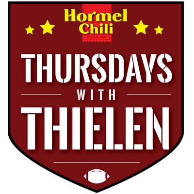 HORMEL® Chili Thursdays with Thielen