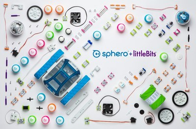 Sphero And littleBits Join Forces To Become The Edtech Market Leader And Accelerate Play-Based Learning For Kids