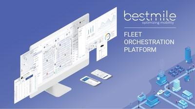 Bestmile Fleet Orchestration Platform