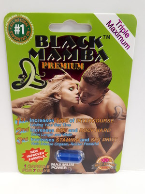 Black Mamba Premium (CNW Group/Health Canada)