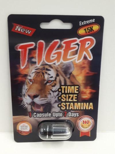 Tiger Extreme 15K (Groupe CNW/Santé Canada)