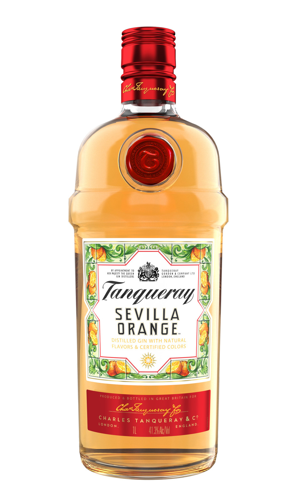 Tanqueray Sevilla Orange launches in Miami and Orlando.