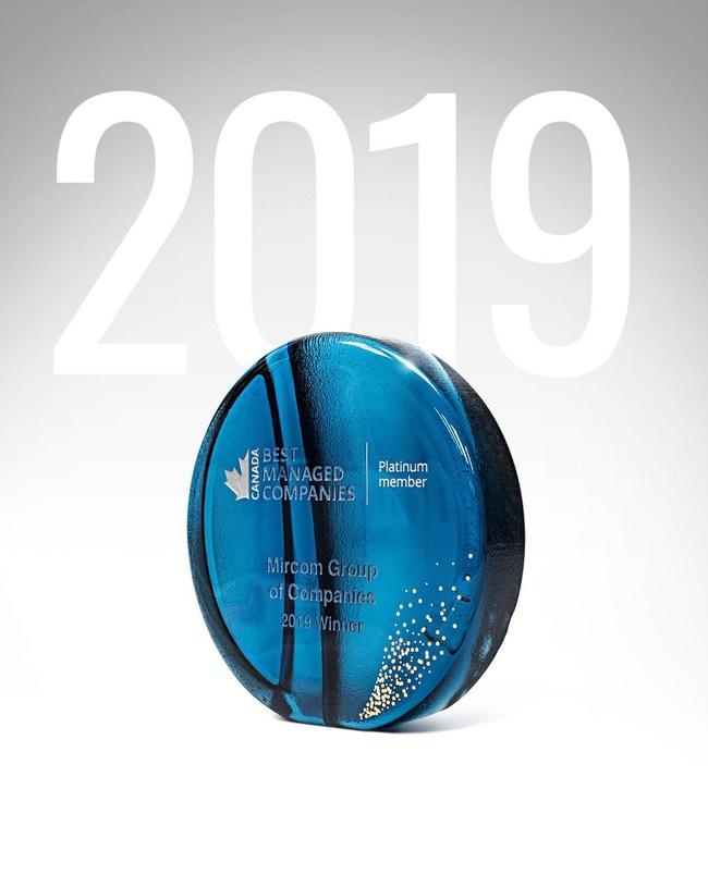 2019 Platinum Standard - Mircom Group of Companies