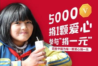 V-Gold Donation Campaign