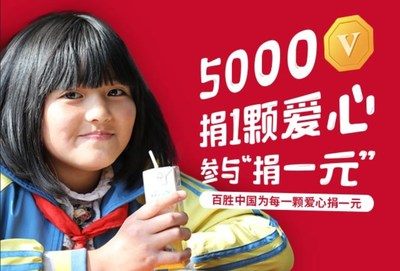 Yum China to Harness its 200 Million Loyalty Program Members to Boost its Signature One Yuan Donation Program