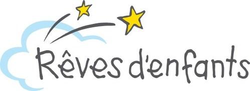 Logo : Rêves d'enfants (Groupe CNW/Conseil canadien de l'industrie des dépanneurs)