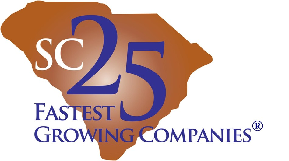 OFFICIAL TOP25 SOUTH CAROLINA Fastest Growing Companies Announced