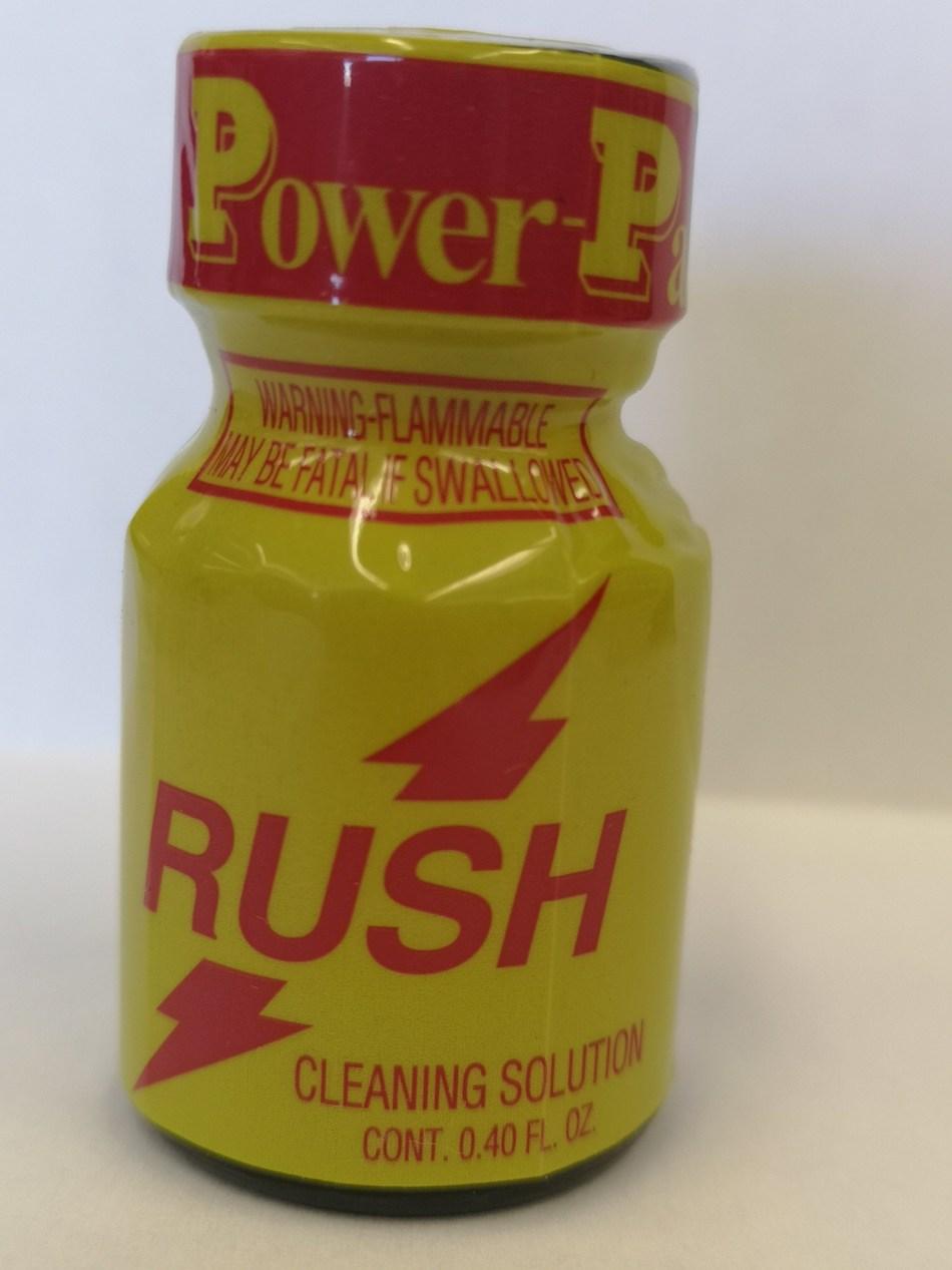 Rush (CNW Group/Health Canada)