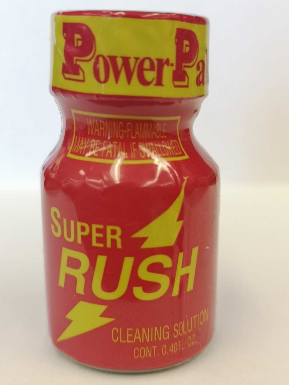 Super Rush (CNW Group/Health Canada)