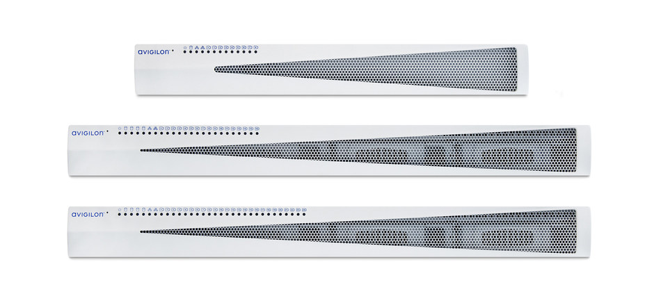 The Third Generation High Definition Video Appliance delivers high performance and reliability and streamlines the deployment and maintenance of video security systems. (CNW Group/Avigilon Corporation)
