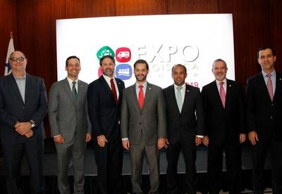"""CCIAP e SENACYT lançam oficialmente a """"EXPO LOGÍSTICA Panamá 2019"""""""
