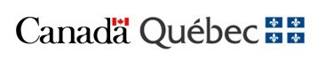 Logos: Government of Canada and Government of Quebec (CNW Group/Employment and Social Development Canada)