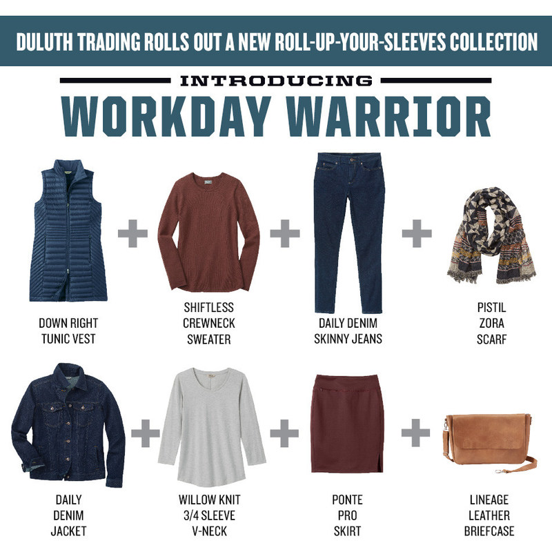 Duluth Trading Co. Workday Warrior