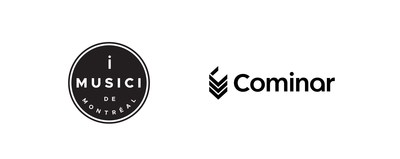 Logos : I Musici de Montréal Chamber Orchestra and Cominar (CNW Group/COMINAR REAL ESTATE INVESTMENT TRUST)