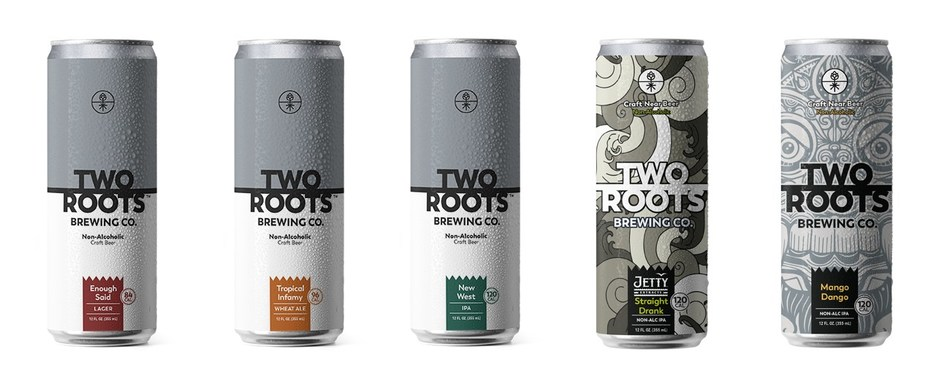 (PRNewsfoto/Two Roots Brewing Co.)