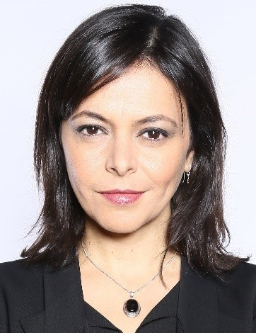 Nahlah Ayed, host/producer of CBC- Ideas, featured guest speaker at the 2019 Jack Webster Awards (CNW Group/Jack Webster Foundation)